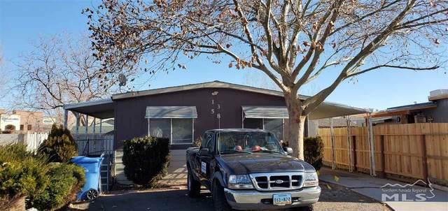 1358 Kingslane, Gardnerville, NV 89410 (MLS #200017081) :: NVGemme Real Estate
