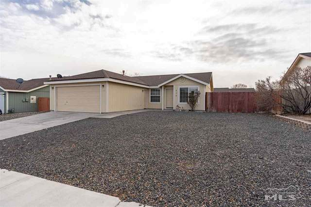 429 Bramble Dr., Fernley, NV 89408 (MLS #200017102) :: Craig Team Realty