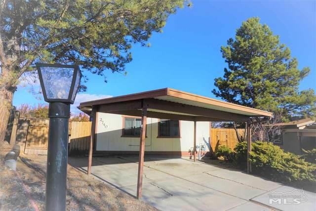 2740 Zinnia Drive, Reno, NV 89512 (MLS #200017222) :: Ferrari-Lund Real Estate