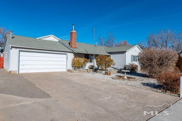1220 Oxford Ave, Sparks, NV 89431 (MLS #210000042) :: Colley Goode Group- eXp Realty