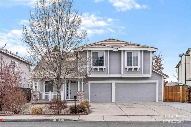 2175 Frisco, Sparks, NV 89434 (MLS #210000071) :: Colley Goode Group- eXp Realty