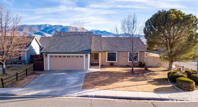 301 Monte Cristo Drive, Dayton, NV 89403 (MLS #210000124) :: Colley Goode Group- eXp Realty