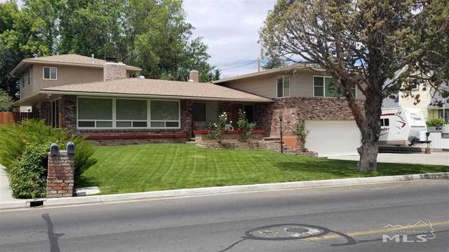 2075 Lakeside Drive, Reno, NV 89509 (MLS #210000213) :: The Mike Wood Team