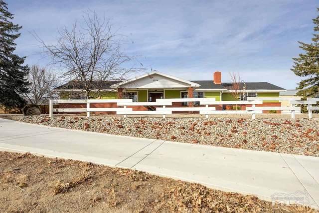 2354 Gregg Street, Carson City, NV 89701 (MLS #210000258) :: Ferrari-Lund Real Estate