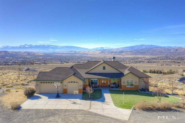 35 Chesney Ct, Sparks, NV 89441 (MLS #210000276) :: The Mike Wood Team