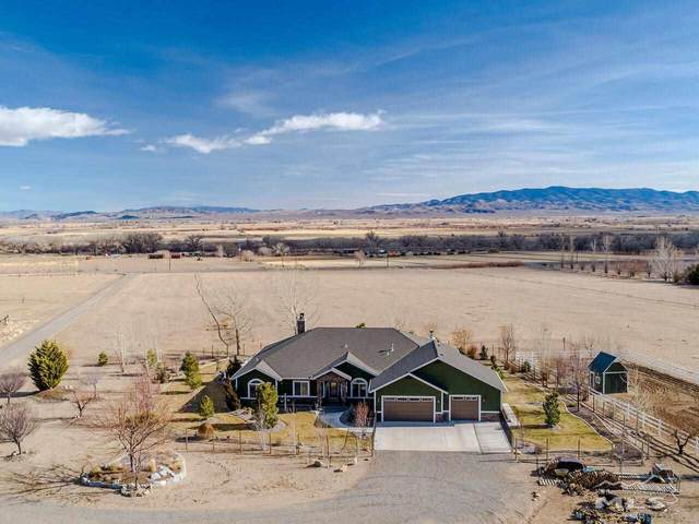 115 Lower Colony Rd., Wellington, NV 89444 (MLS #210000282) :: Colley Goode Group- eXp Realty