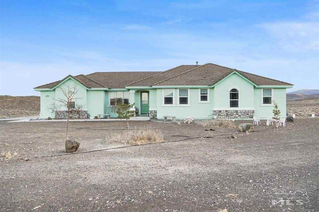 773 Seabiscuit, Fernley, NV 89408 (MLS #210000292) :: NVGemme Real Estate