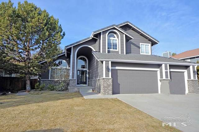 6495 Brookview Circle Nv, Reno, NV 89519 (MLS #210000295) :: NVGemme Real Estate