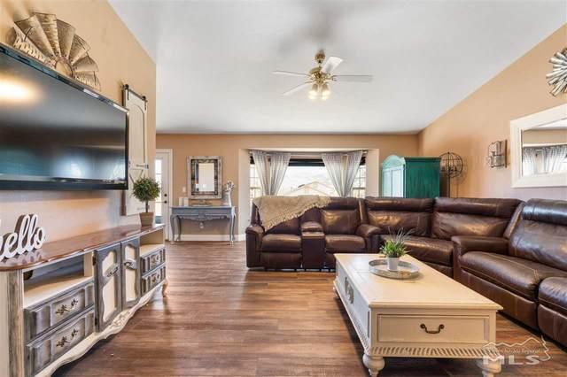 982 Rook Way, Sparks, NV 89441 (MLS #210000322) :: NVGemme Real Estate