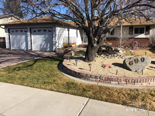 690 Cordone Ave, Reno, NV 89502 (MLS #210000371) :: Ferrari-Lund Real Estate