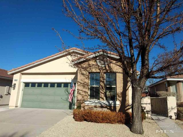 2060 Cosenza Dr, Sparks, NV 89434 (MLS #210000387) :: Colley Goode Group- eXp Realty