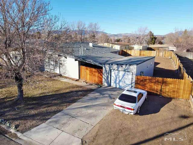 5371 Allegheny, Reno, NV 89506 (MLS #210000396) :: Colley Goode Group- eXp Realty
