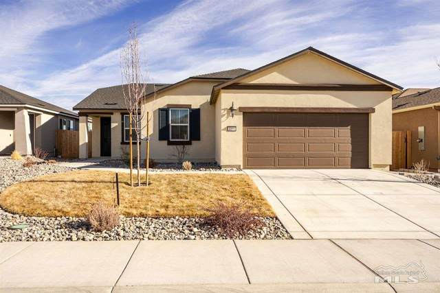 1104 Lahontan, Carson City, NV 89701 (MLS #210000397) :: The Mike Wood Team