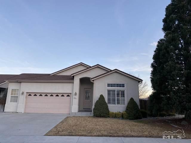 2715 Longridge, Carson City, NV 89706 (MLS #210000402) :: Ferrari-Lund Real Estate
