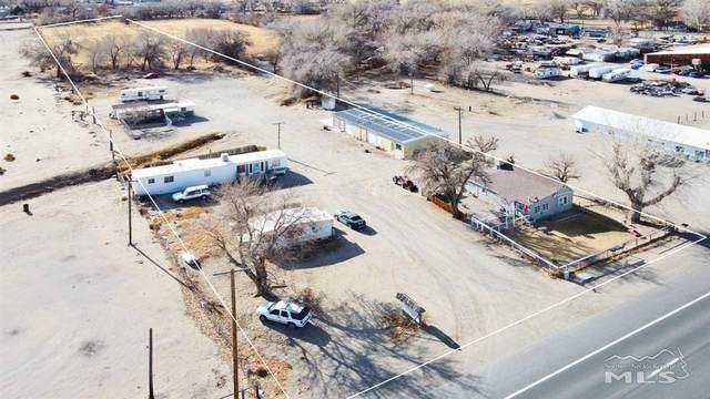 4605 Reno Highway, Fallon, NV 89406 (MLS #210000457) :: NVGemme Real Estate