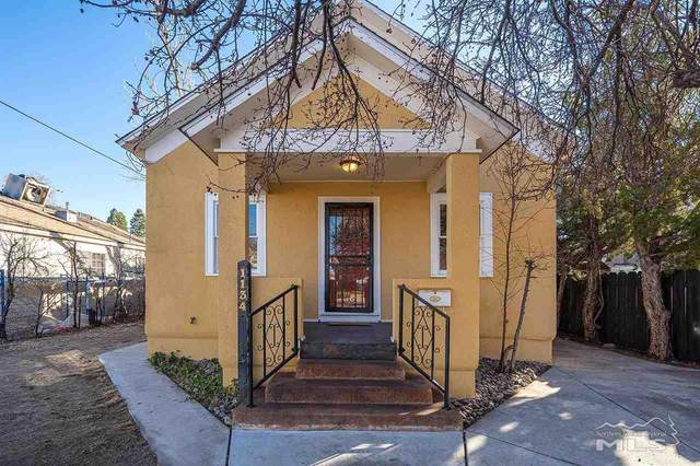 1134 W 1st St., Reno, NV 89503 (MLS #210000498) :: Theresa Nelson Real Estate