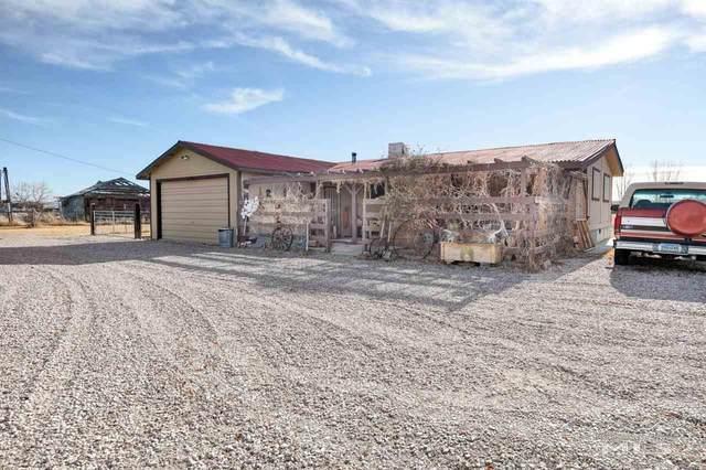 3000 Stark Lane, Fallon, NV 89406 (MLS #210000519) :: Theresa Nelson Real Estate