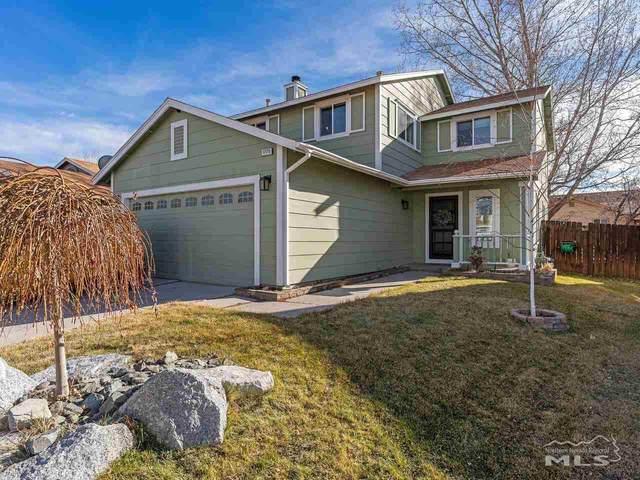 1775 Myles Way, Carson City, NV 89701 (MLS #210000557) :: NVGemme Real Estate