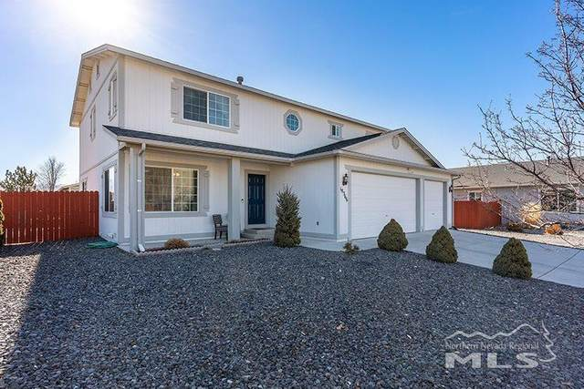 18366 Whitebark Ct, Reno, NV 89508 (MLS #210000568) :: Colley Goode Group- eXp Realty