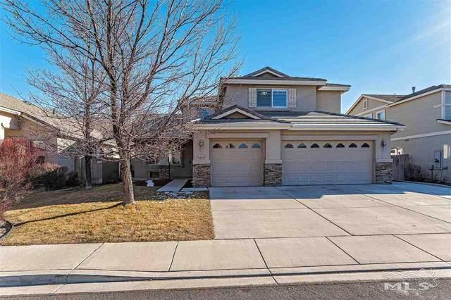10100 Cascade Falls Dr., Reno, NV 89521 (MLS #210000575) :: Ferrari-Lund Real Estate