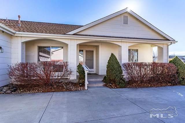 1799 Bougainvillea Drive, Minden, NV 89423 (MLS #210000580) :: NVGemme Real Estate