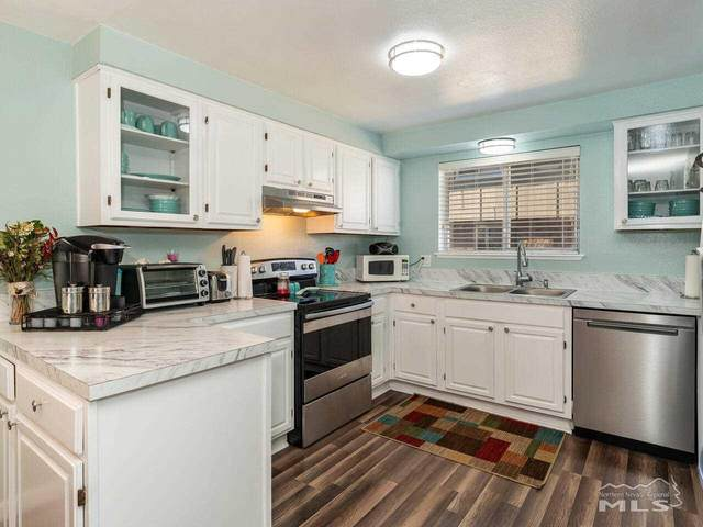 1330 Ashby, Carson City, NV 89701 (MLS #210000586) :: Ferrari-Lund Real Estate
