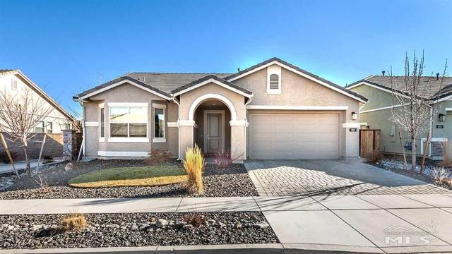 1019 Silver Coyote, Sparks, NV 89436 (MLS #210000589) :: Colley Goode Group- eXp Realty