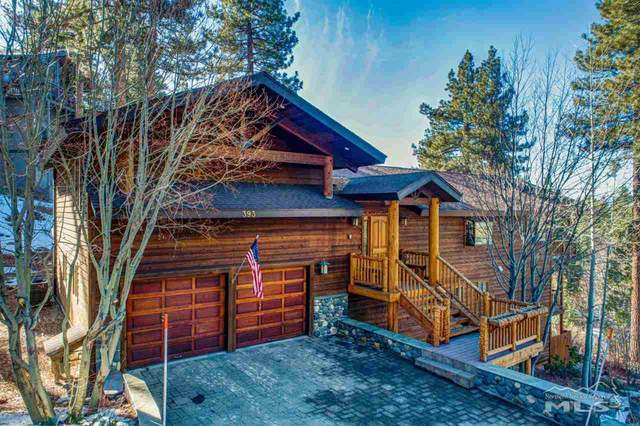 393 Sherwood Dr Stateline, Nv 89449, Stateline, NV 89449 (MLS #210000590) :: Vaulet Group Real Estate