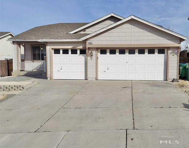 8121 Monterey Shores, Reno, NV 89506 (MLS #210000591) :: NVGemme Real Estate
