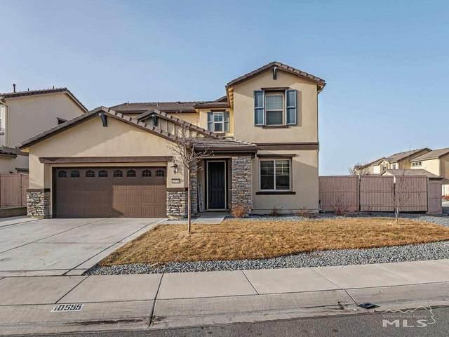 10555 Brittany Park Drive, Reno, NV 89521 (MLS #210000645) :: Craig Team Realty
