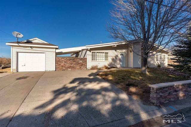 12392 Rocky Mountain St., Reno, NV 89506 (MLS #210000660) :: Colley Goode Group- eXp Realty