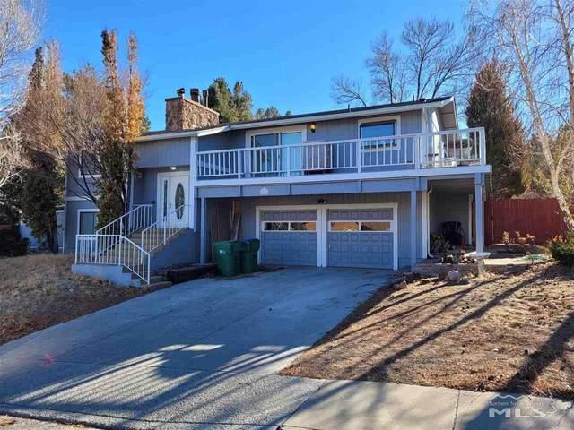 3890 Heavenly Valley, Reno, NV 89509 (MLS #210000665) :: Chase International Real Estate