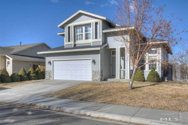 9541 Black Bear Dr., Reno, NV 89506 (MLS #210000683) :: Colley Goode Group- eXp Realty