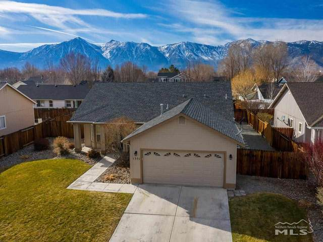 1351 Granborough Drive, Gardnerville, NV 89410 (MLS #210000732) :: Ferrari-Lund Real Estate