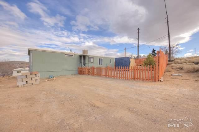 5320 Chocolate, Sun Valley, NV 89433 (MLS #210000813) :: Vaulet Group Real Estate