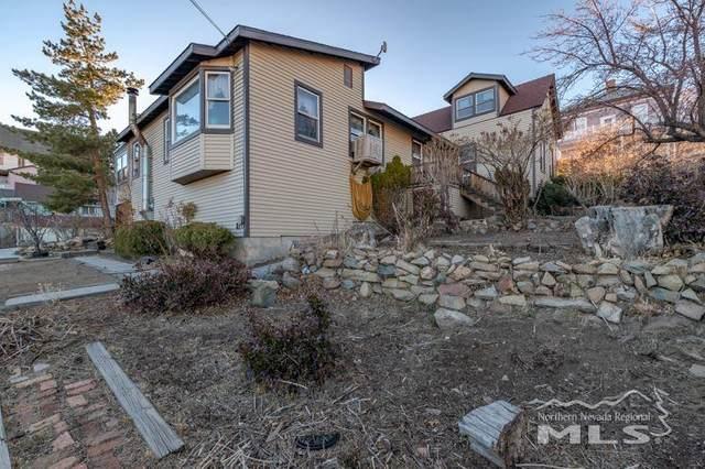 109 E Union Street, Virginia City, NV 89440 (MLS #210000819) :: NVGemme Real Estate