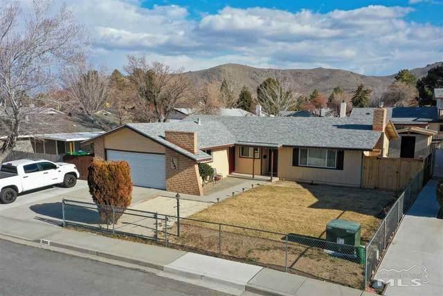 3133 Baker Drive, Carson City, NV 89701 (MLS #210000826) :: Ferrari-Lund Real Estate