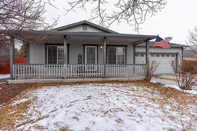 95 Calistoga Ct, Reno, NV 89508 (MLS #210000960) :: Vaulet Group Real Estate