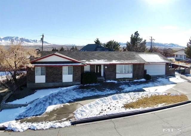 289 W National Ave., Winnemucca, NV 89445 (MLS #210001090) :: NVGemme Real Estate