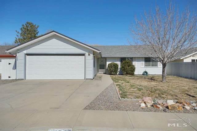 328 Sarah, Carson City, NV 89706 (MLS #210001452) :: Vaulet Group Real Estate