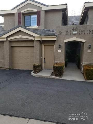 900 S Meadows Parkway #4822, Reno, NV 89521 (MLS #210001708) :: NVGemme Real Estate