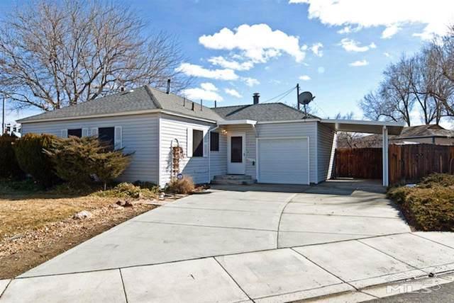 801 Oxford Ave., Sparks, NV 89431 (MLS #210001731) :: NVGemme Real Estate