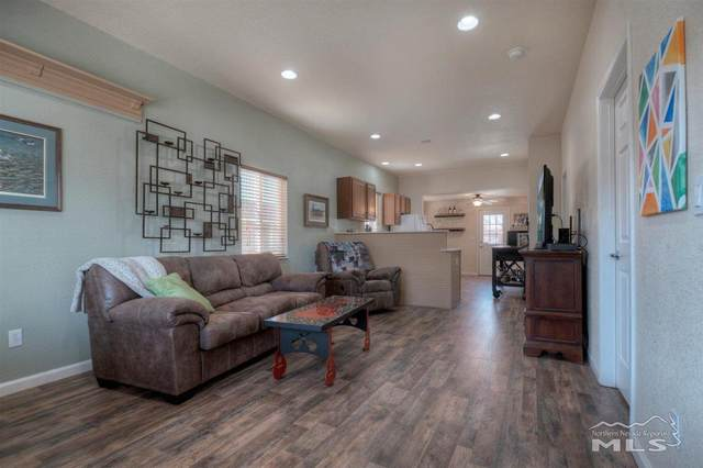 75 Winter St, Reno, NV 89503 (MLS #210001758) :: Chase International Real Estate