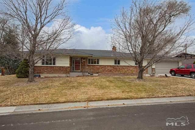 1650 Wilbur Place, Reno, NV 89509 (MLS #210001874) :: Chase International Real Estate