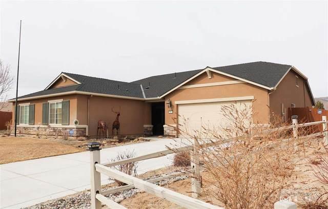 99 Rogue, Dayton, NV 89403 (MLS #210001938) :: NVGemme Real Estate