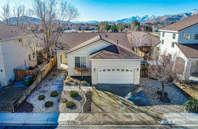 1141 Ridgefield, Carson City, NV 89706 (MLS #210001952) :: Vaulet Group Real Estate