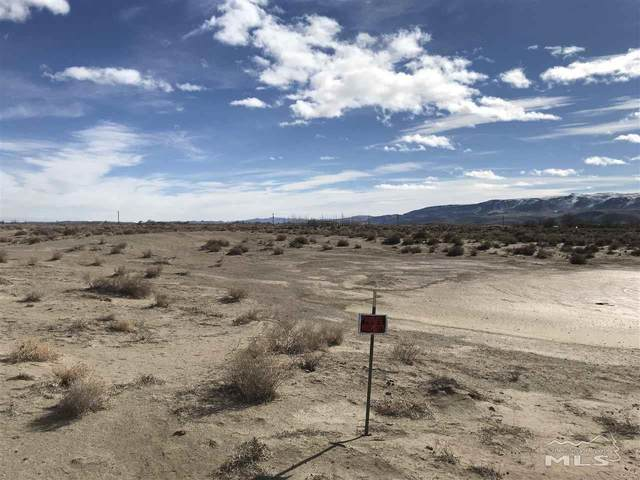 9600 Via Camino, Silver Springs, NV 89429 (MLS #210001991) :: NVGemme Real Estate