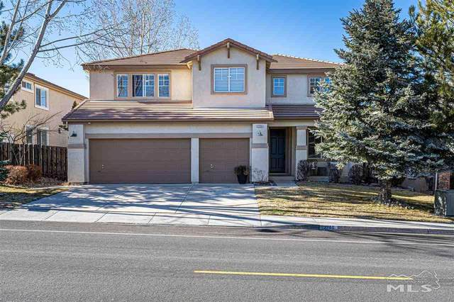 2755 Manzanita Lane, Reno, NV 89509 (MLS #210002104) :: The Mike Wood Team