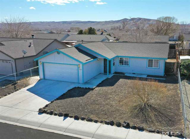939 Atrium Rd, Fernley, NV 89408 (MLS #210002123) :: Chase International Real Estate