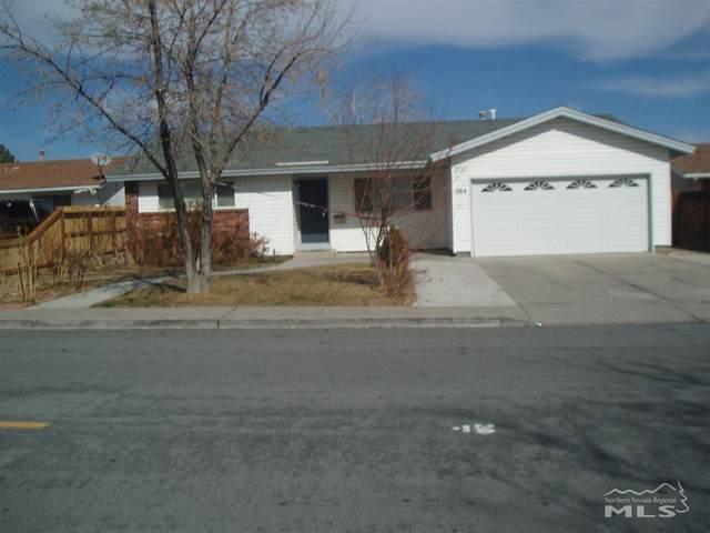 264 Emerson Way, Sparks, NV 89431 (MLS #210002145) :: Vaulet Group Real Estate
